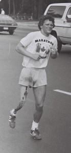 «TerryFoxToronto19800712» de Jeremy Gilbert - Transferred from en.wikipedia.